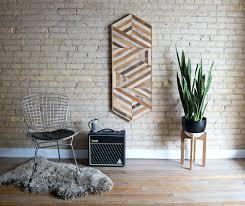 reclaimed lath wall. reclaimed wood wall art decor rustic geometric panel lath