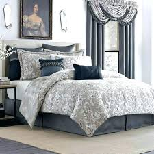 gray cal king comforter astonish sets white purple interior design 1