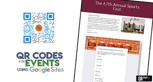 Qr Codes For Event Sign Up Pages Qrstuff Com