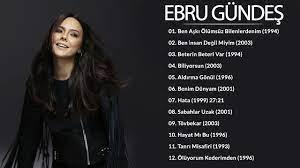 Ebru Gündeş En iyi şarkı - Ebru Gündeş En popüler 20 şarkı - Ebru Gündeş  albüm 2021 - YouTube