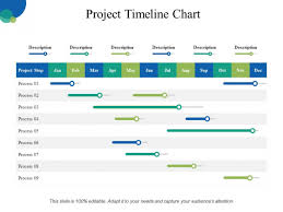 Project Timeline Chart Ppt Powerpoint Presentation Slides