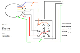 hp single phase motor issue used wire colors on the diagram to help follow them and added some documentation to the right here ya go should get you going now