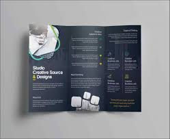 Catalogue Template Word Funeral Pamphlet Free Mac Brochure
