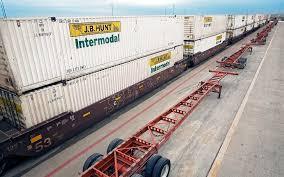 Jb Hunt Intermodal Intermodal Containers J B Hunt Transport Office Photo