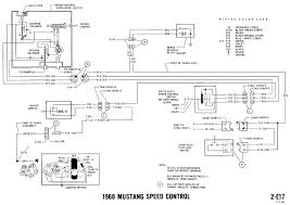 1968 mustang wiring diagrams evolving software speed control