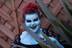 <b>Evil Vampire Halloween</b> Makeup, Georgina Georgina ...