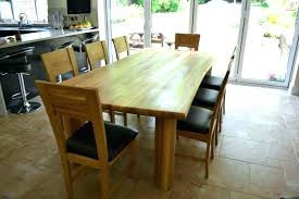 round wooden dining table for 8 tables seats nice ideas set chic room and chairs round wooden dining table for 8