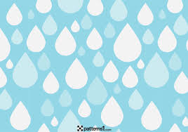 Drops Patterns Custom Water Drops Patterns Background Vector Pattern Design By Patterns48