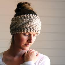 Knitted Headband Pattern Simple Ravelry Cable Knit Headband Pattern By Brome Fields