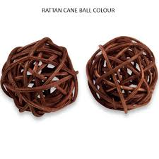Decorative Cane Balls Beauteous Rattan Cane Balls Colour Bulk Decorative Rattan Balls India