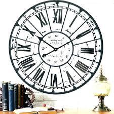 36 inch wall clocks inch wall clock inch wall clock large metal wall clock inch wall 36 inch wall clocks