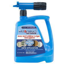 mold cleaner lowes. Plain Mold Wet And Forget Moss Mold Mildew Algae Stain Remover Outdoor Cleaner  48fl Oz With Lowes F