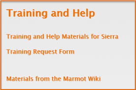 Marmot Website Updates | Marmot Library Network