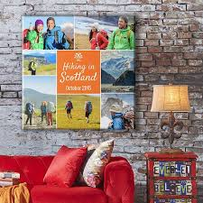 personalized canvas collage  on personalized photo collage wall art with photo collage canvas prints collage canvas prints you design