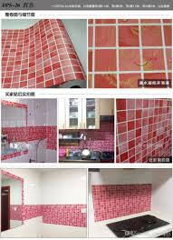new kitchen bathroom mosaic self adhesive wallpaper top quality waterproof wall stickers cabinet wardrobe furniture renovation wallpapers hq widescreen