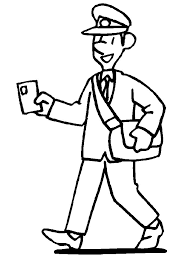 Small Picture Postman Pat Coloring Pages 8 Coloring Kids