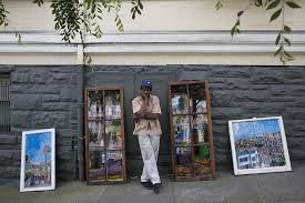 recycled windows open doors to creative spirit san francisco chronicle