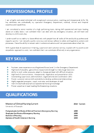 general resume examples australia - Free Resume Samples Australia