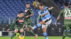 Le pagelle di Lazio-Napoli 1-0: Immobile decisivo ...