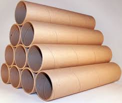 100 mortar tube cardboard tubes
