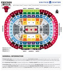 Call Center Seating Chart Chicago United Center Seat Numbers Detailed Seating Plan
