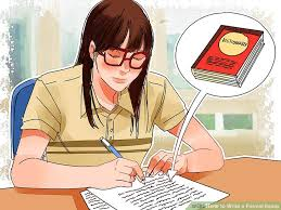 how to write a formal essay pictures wikihow image titled write a formal essay step 9