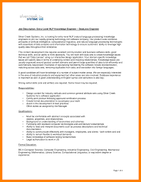 Cover Letter For Resume Software Engineer Tomyumtumweb Com