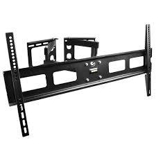Ematic <b>Full Motion Corner</b> Flat Screen <b>TV Wall</b> Mount - Walmart.com ...