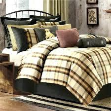 cuddl duds flannel duvet cover set bedding new comforter king plaid sheet