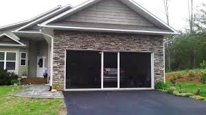 garage door screensGarage Door ScreensCarolina Window Fashions