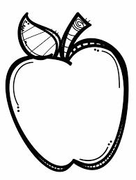 Manzanas Para Colorear Manzana Manzanas Dibujo Dibujos Para Preescolar Y Dibujos
