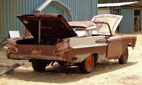 Mercury's XM-Turnpike Cruiser unearthed, headed into | Hemmings Daily