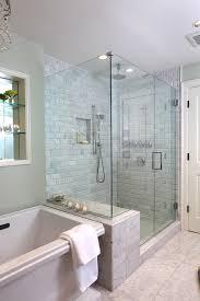 Frameless Glass Walk-In Shower Glass Enclosure