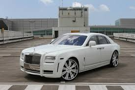 rolls royce phantom white with black rims. francisco cordero is the lights out closer for cincinatti reds here his white rolls royce ghost sitting on 24u2033 vellano wheels phantom with black rims t