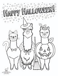 Jumpstart your halloween with our 10 free coloring pages for kids and adults. New Downloadable Content Halloween Coloring Page