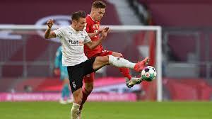 Borussia m'gladbach played against bayern münchen in 2 matches this season. 2361ksy9y9laom