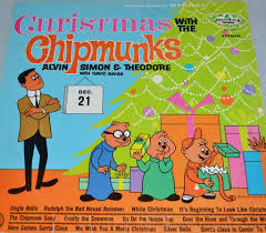 Image result for 1950s 78 christmas records alvin