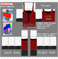 Roblox Transparent Template 10 Images Of Barista Uniform Template Roblox Tonibest