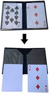 kingmagic Optical <b>Wallet Card</b> Appearing <b>Magic Tricks</b> Close Up ...