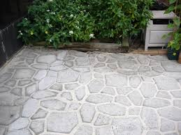 best diy stone mold paving pavement pathmate concrete patio