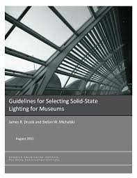 American National Standard Practice For Office Lighting Pdf Pdf Guidelines For Selecting Solid State Lighting For Musums
