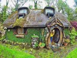 Hobbit House Hobbiton