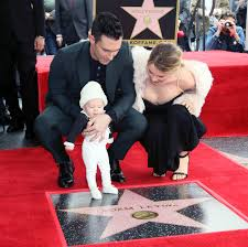 Adam Levine\u0027s daughter Dusty Rose steals the show at his Hollywood ...