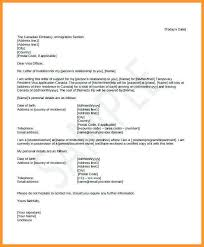 15 Letter Of Immigration Support Example Resume Cover