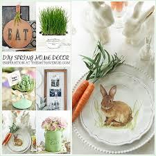diy spring decor 700 the36thavenue com