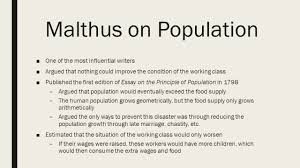 the real tragedy of the poor is the poverty of their aspirations  4 malthus