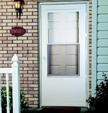 Larson Storm Door Size Chart Larson Liberty Single Vent Mid View Storm Door At Menards