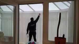 Striped Vertical Blinds  Ice Castle  Pinterest  Window Window Blinds Bradford