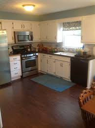 Laminate Flooring For Kitchens House To Home Ikea Tundra Flooring Review Mary Martha Mama