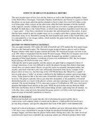 the history of baseball essay edu essay history of baseball 7440735 history of baseball essays 1178556